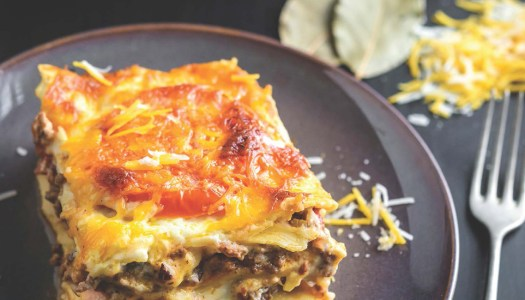 Recipe: Low-calorie lean lasagne