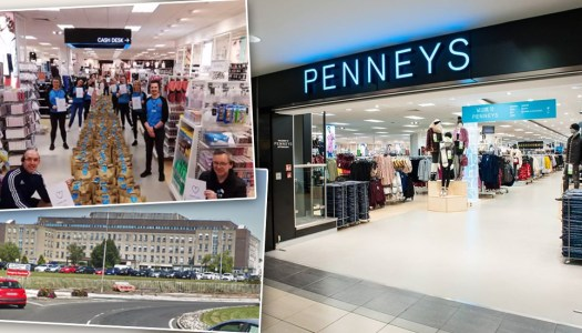 Penneys volunteers pack 200 gifts for hospital patients