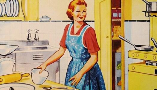 Thoroughly Modern Mammy; Go easy on yourself