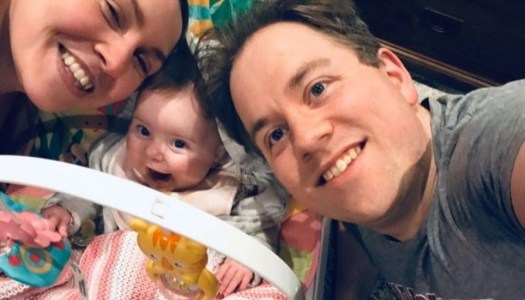 Relief as treatment secured for little Livie in Ireland