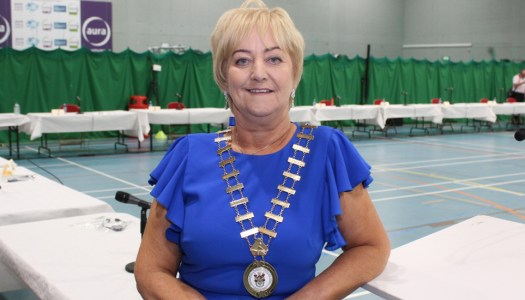 New mayor of Donegal hopes to inspire greater gender balance in council