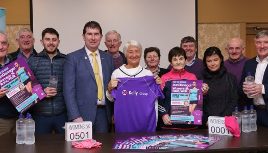 It would be 'grand' if 1,000 women joined RunDonegal