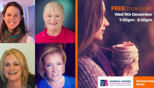 Donegal women team up to share 'Perspectives on Women's Health'