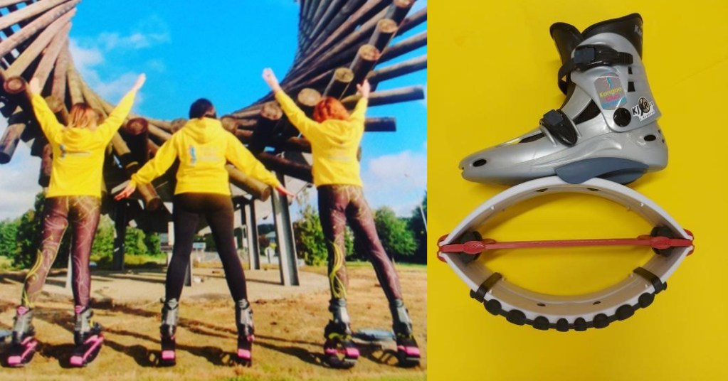 How an eye-catching fitness fundraiser reached new heights!