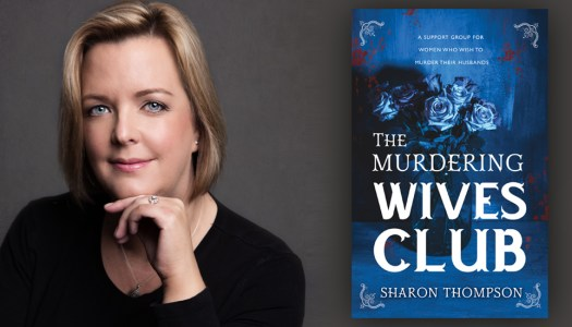 Donegal author's murderous new book puts women in charge