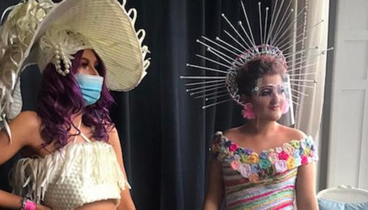 Donegal students' time to shine in Junk Kouture final