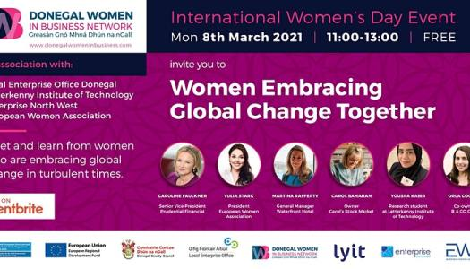 DWBN embracing global chance on International Women's Day