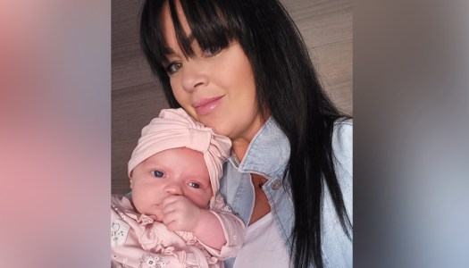 Beautiful baby gives hope after Donegal woman's years of torment