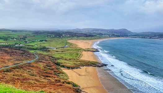 Simply the best! Two Donegal beaches make Lonely Planet's Top 10