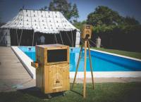 fotomaton vintage y photocall