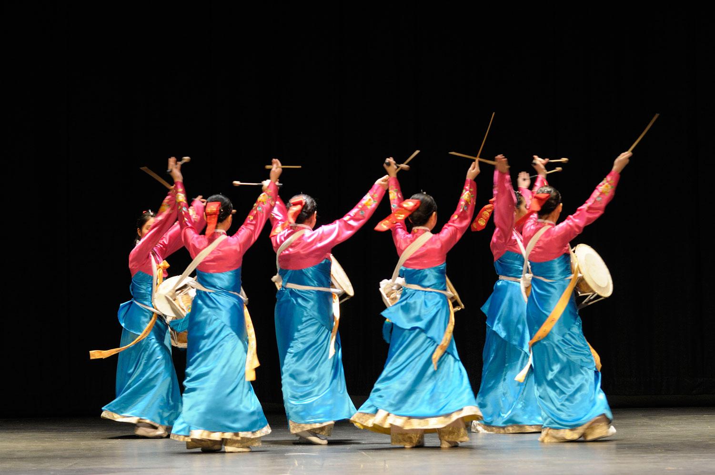 Traditional Korean Dance - Music & Dance - 2019.10