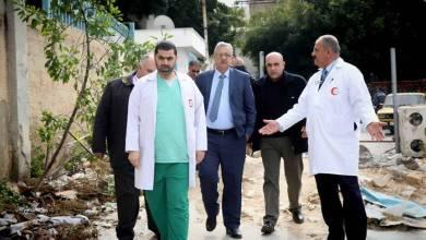 Photo of نقيب الأطباء: المباحثات مع وزارة الصحة فشلت وأطباء غزة