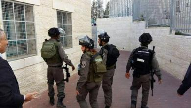 Photo of قوات الاحتلال الإسرائيلي الاحتلال يغلق مدرستين في القدس المحتلّة