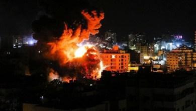 Photo of جولة التصعيد تتواصل واتصالات لوقف إطلاق النار في قطاع غزة
