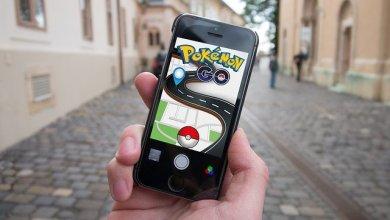 لعبة Pokemon Go