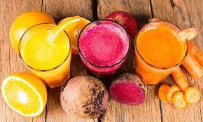 بعض المشروبات المفيدة لصحة جسم الانسان منها ماء المخلل