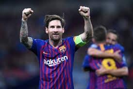 ميسي يستعد لتحطيم رقم تشافي التاريخي في مباراة برشلونة اليوم ضد آلافيس