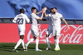 Photo of ريال مدريد يتغلب على بلد الوليد ويُشعل الدوري الإسباني
