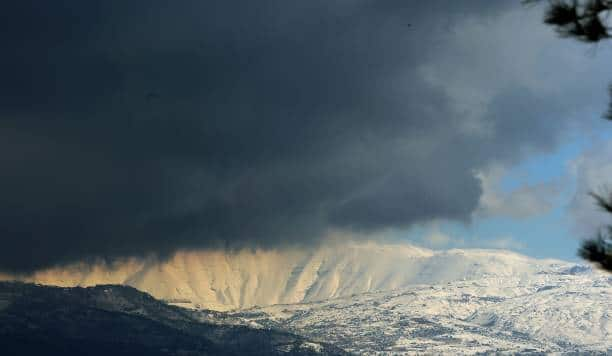المنخفض الجوي يخلق أزمة جديدة للنازحين شمال سوريا واللاجئين في لبنان