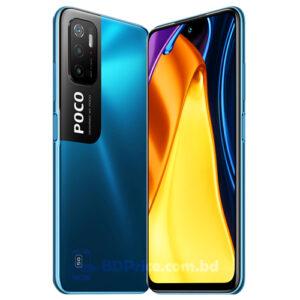 هاتف Poco M3 Pro 5G بقدرة بطارية 5000 ملي أمبير