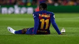 برشلونة يقترب من تجديد عقد ديمبيلي