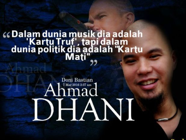 ahmad dhani banner
