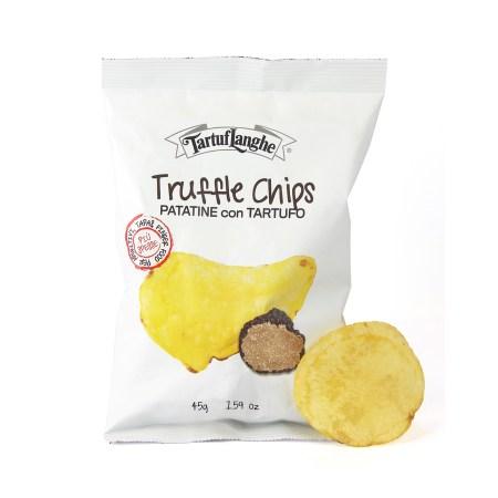 chips con trufa