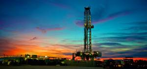 Eagle Ford Drilling Rig