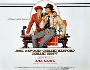 1973 the sting