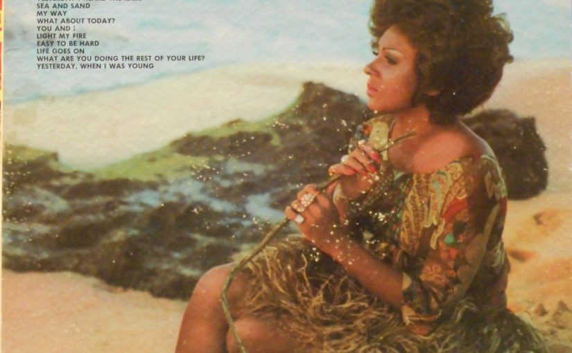 Shirley Bassey- Is Really Something