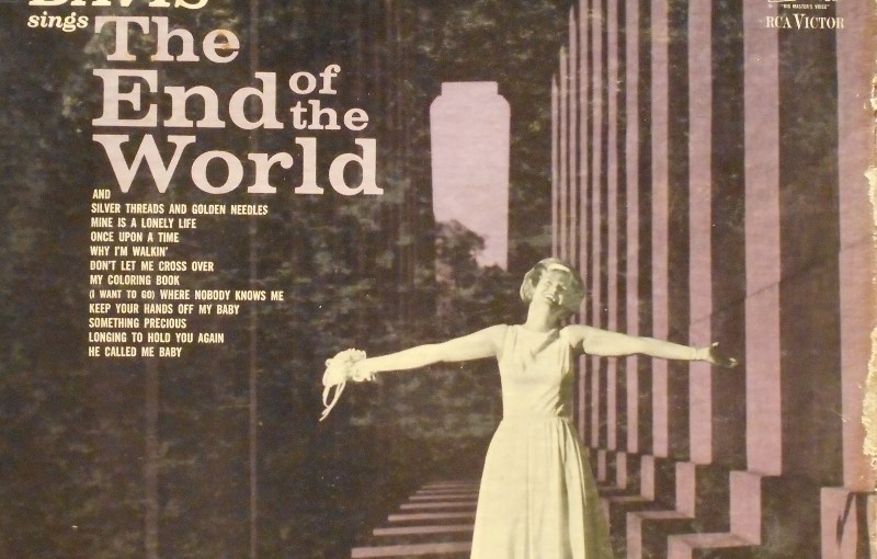 Skeeter Davis- The End of The World