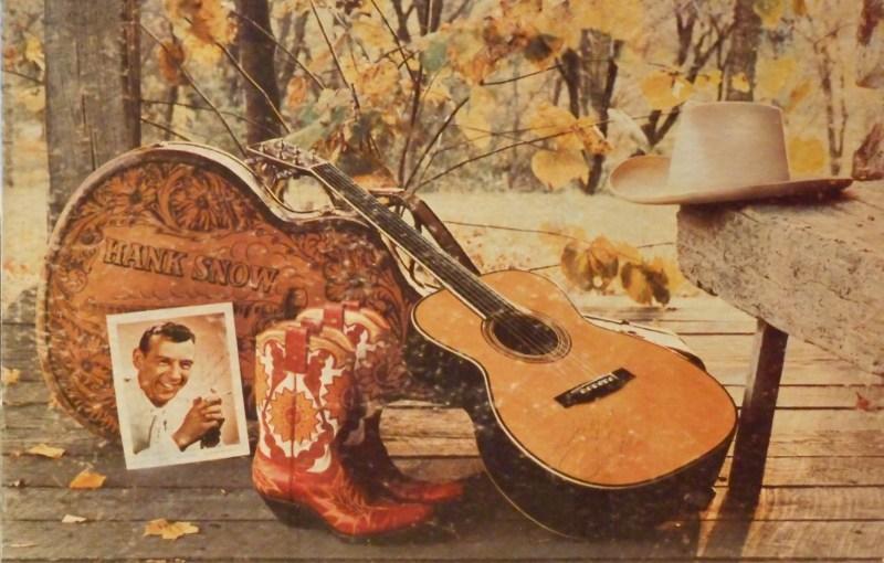 Hank Snow- Souvenirs