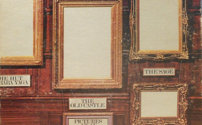 Emerson, Lake, & Palmer- Pictures at an Exhibition