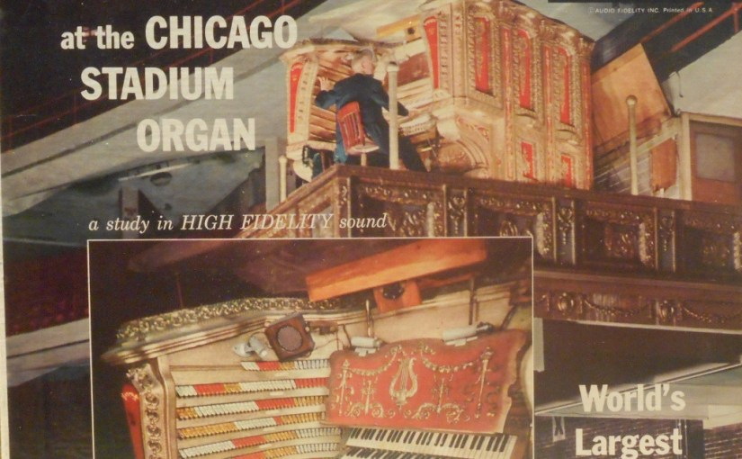 Al Melgard- At The Chicago Stadium