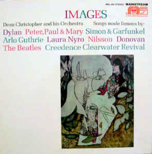 Dean Christopher and his Orchestra- Images