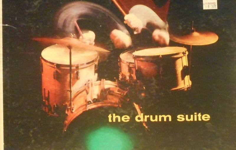 Manny Albam & Ernie Wilkins- The Drum Suite