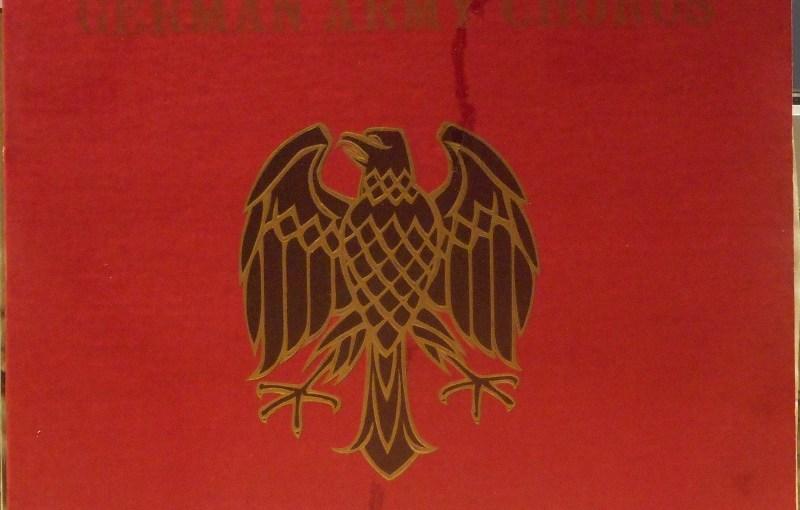 The German Army Chorus- ST