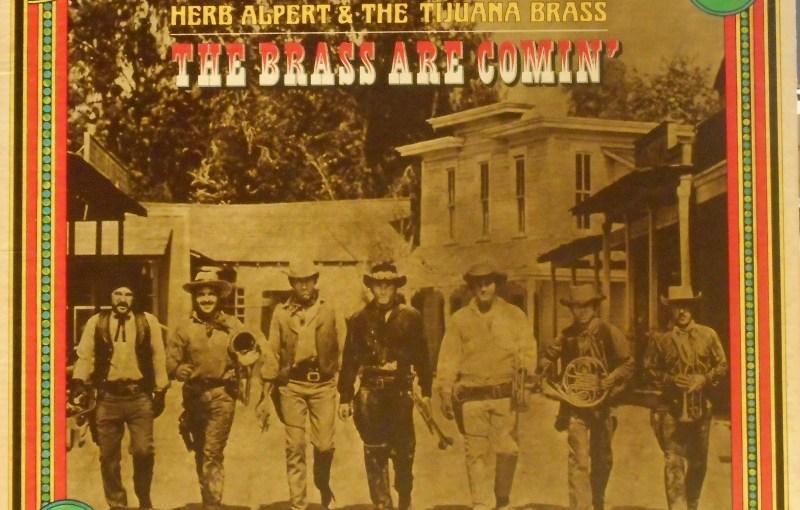 Herb Alpert & The Tijuana Brass- The Brass Are Coming