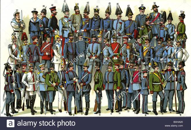 military-uniforms-of-the-german-army-and-navy-german-empire-lithograph-bxha20