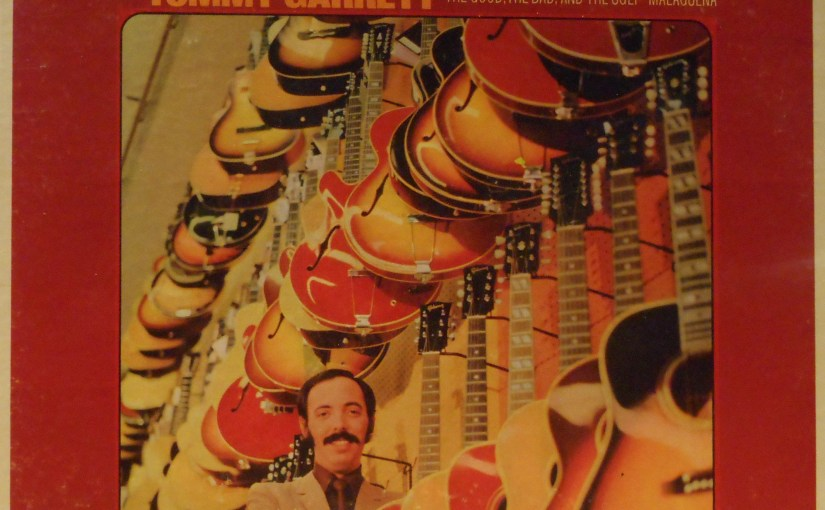 The 50 Guitars of Tommy Garrett- The Best Of