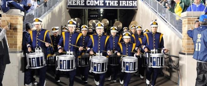 BAND v USC Pregame 10.19.2013