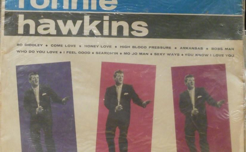Ronnie Hawkins- The Best Of
