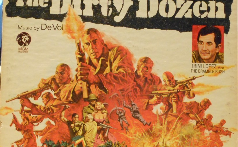 OST- The Dirty Dozen