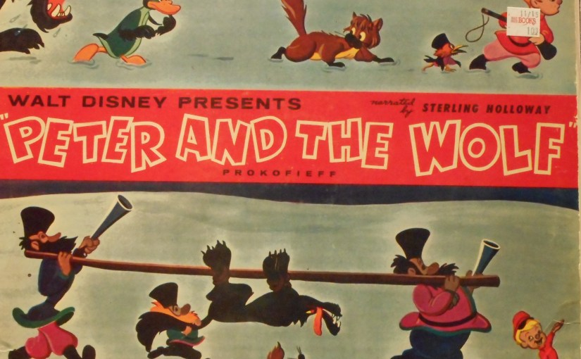 Walt Disney Presents- Peter and The Wolf/ The Sorcerer's Apprentice