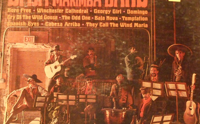 Baja Marimba Band- Heads Up