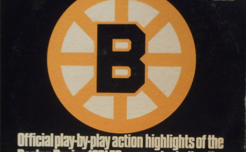 The Avengers- The 1972 Bruins Season
