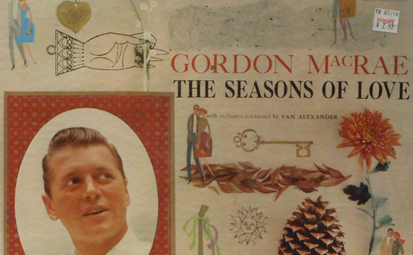 Gordon McCrae- The Seasons Of Love