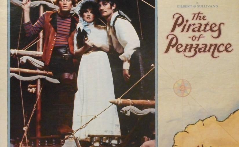OST-The Pirates of the Penzance