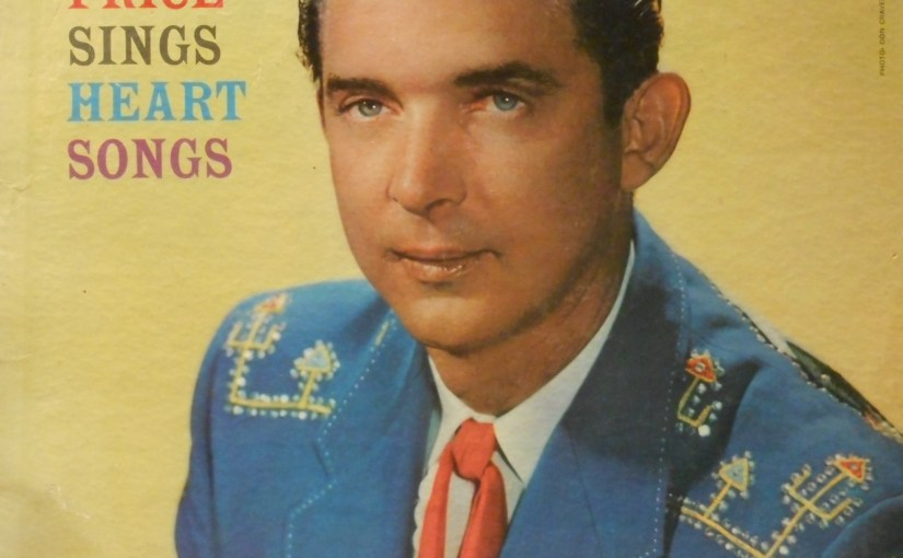 Ray Price- Sings Heart Songs