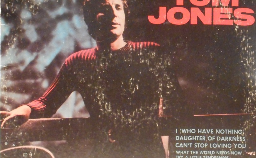 Tom Jones- I (Who Have Nothing)